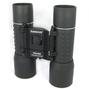 BaK7 Rough Lens Body Tube Binocular Telescope - Tasco 16x42